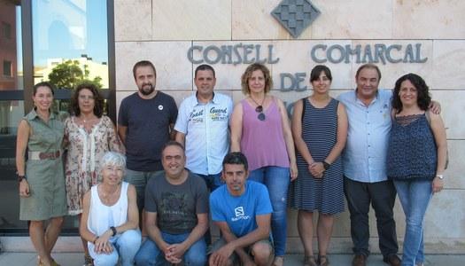 El Ple del Consell Comarcal de la Noguera aprova el nou cartipàs de l'entitat