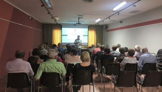 Presentació de les Aules Formació de la Noguera a Vallfogona de Balaguer