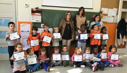 Tornen els tallers de salut bucodental del Consell Comarcal de la Noguera a les escoles de la comarca