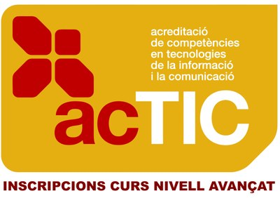 Inscripcions ACTIC