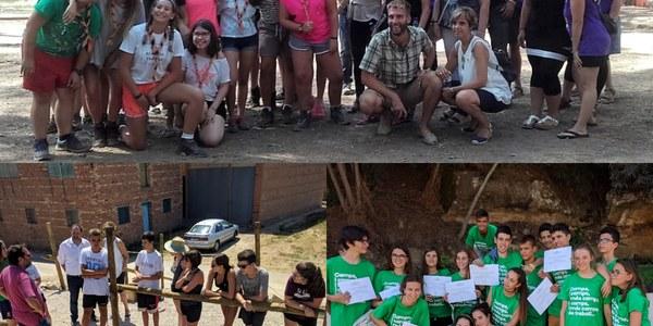 La Noguera acull aquest estiu 3.700 joves participants en activitats de lleure
