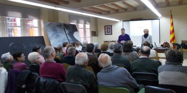 Conferència per cuidar la memòria a Penelles