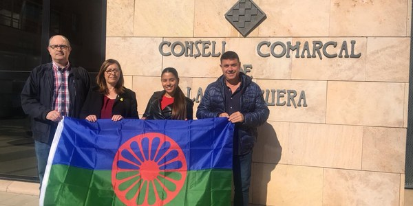 El Consell Comarcal de la Noguera s'adhereix al Dia Internacional del Poble Gitano