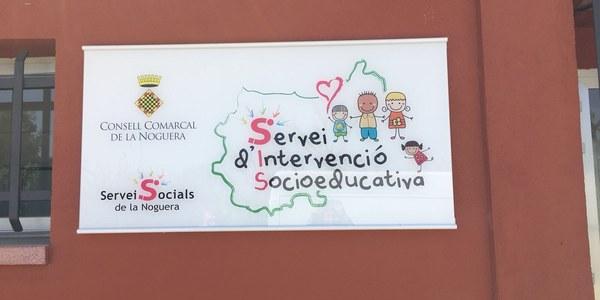 El Servei d'Intervenció Socioeducativa del Consell Comarcal de la Noguera ha atès 45 infants i adolescents, amb les seves famílies