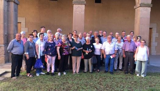 La gent gran de la Noguera prepara la seva participació al Congrés de la Gent Gran de Catalunya 2019