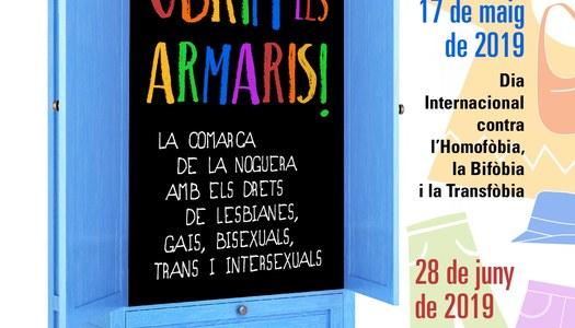 Amb un vídeo, la Noguera se suma al Dia Internacional contra la LGTBIfòbia