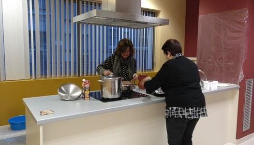 El Consell Comarcal i Acció Cívica habiliten un menjador escolar pels joves no residents del Pont de Suert