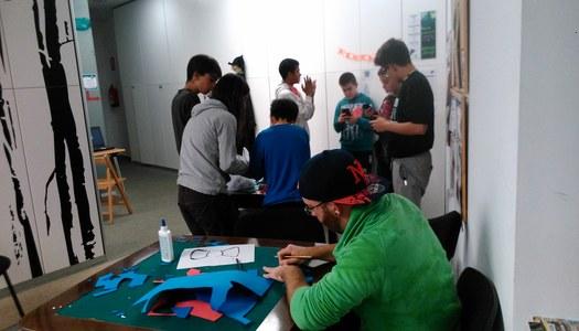 Els Espais Joves de la comarca presenten el nou calendari d'activitats de febrer