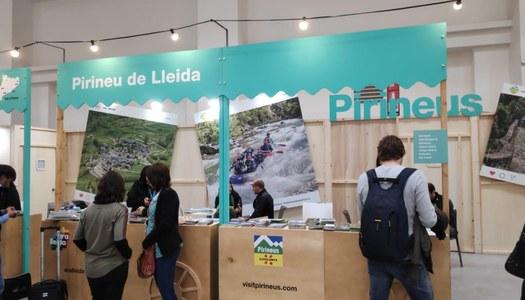 L'Alta Ribagorça present a la fira B-TRAVEL