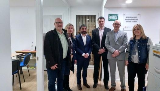 L'Alta Ribagorça sol·licita a la conselleria millorar l'atenció social a la comarca