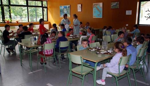 Projecte pioner per incrementar el producte local als menjadors escolars a l'Alta Ribagorça