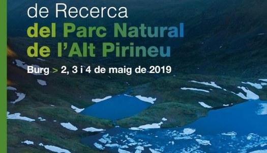 II Jornades de Recerca del Parc Natural de l'Alt Pirineu